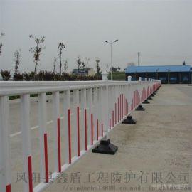江蘇南通市政道路隔离栏
