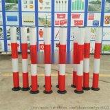 交通防撞桶镀锌钢管警示柱街口反光标柱