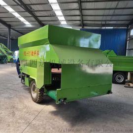 电动撒料车 饲料混合撒料车 撒料车生产厂家