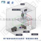 【瑞源】 导热油电加热器 电加热导热油锅炉非标定制
