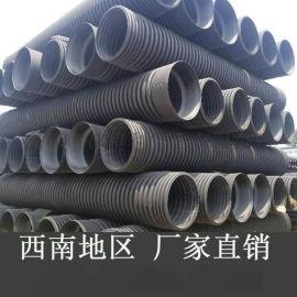 阿坝州汶川理县碳素波纹管管道生产厂家