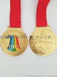 北京  奖牌订做金属奖牌马拉松赛奖牌定制