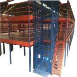深圳仓库阁楼货架式平台,可以多倍利用仓库的货架