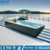 酒店恆溫泳池-水療泳池設備-蒙娜麗莎泳池廠家
