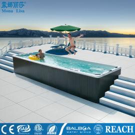 酒店恒温泳池-水疗泳池设备-蒙娜丽莎泳池厂家