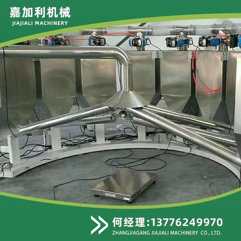 全自動小料配方機, PVC輔料稱重配方機
