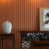 百变墙线格木纹长城板 格栅凹凸造型铝长城板
