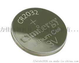 锂锰扣式微型纽扣电池CR2032纽扣电池
