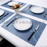 可水洗易清洁餐桌垫子