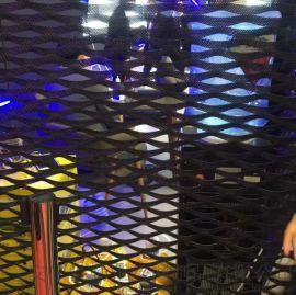 铝板网装饰网钢板菱形网