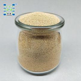 供应3A中空玻璃分子篩 米黄色球状颗粒