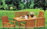 中式園林桌椅-組合戶外花園庭院咖啡休閒椅