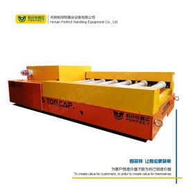 30吨蓄电池电动车 30t地平车 无轨电动平车