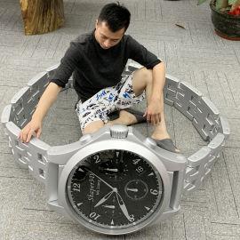 超大巨型手表防水全自动男士机械表模型道具