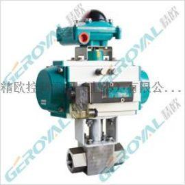 Q611F/PPL/H内螺纹气动球阀
