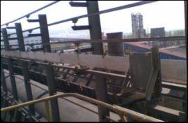 工业机车定位位置检测通信系统