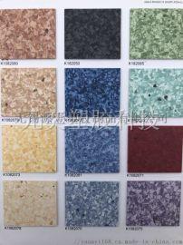 商用工程革PVC卷材地板加厚耐磨实心防水地胶