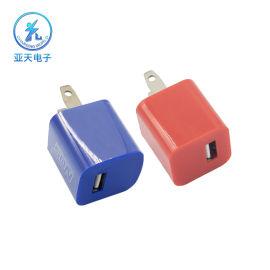 亚天代工 三代充电器小绿点充电器 CE FCC认证