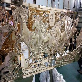 装饰浮雕铝单板 金华浮雕铝单板 电镀浮雕铝单板