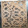木紋鋁單板雕花工藝 仿古木紋鋁單板鏤空造型