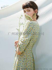 杭州伊布都时尚设计品牌2020夏装折扣服装精品女装