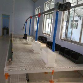 鸡舍粪板规格 可拼接漏粪地板 养鸡用塑料网格板