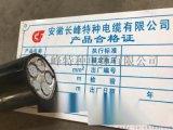 安徽長峯矽橡膠電纜GGP2/3*70遮罩電纜供應