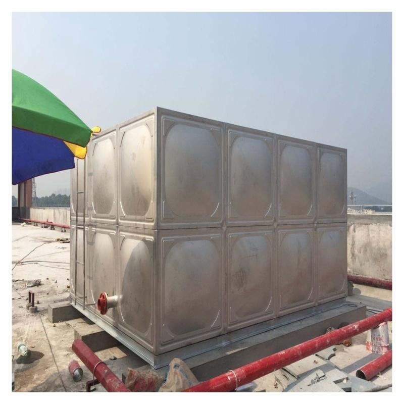 不锈钢水箱厂家 恒温水箱 霈凯生产