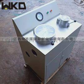 江西供应盘式真空过滤机 DL-5C双盘过滤脱水设备