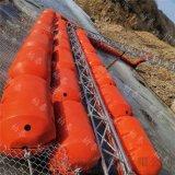 耐Eps衝擊碰撞型塑料攔污浮筒