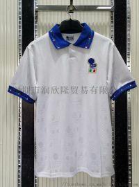 94年经典复古球衣1994世界杯意大利主场10号巴乔短袖足球服