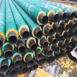 聚氨酯玻璃鋼保溫管 聚氨酯架空保溫管