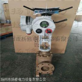 电动套筒调节阀ZDLM配套罗托克执行器