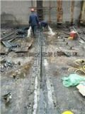 電廠污水池抗滲堵漏施工