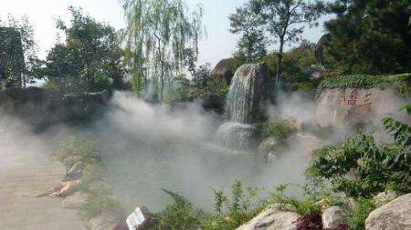 水景起霧器,景區造霧機