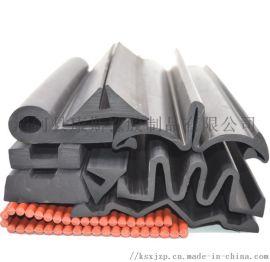 厂家供应三元乙丙发泡密封条 D型发泡橡胶密封条