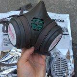 羿科60408301 P100防塵硅膠半面罩(含濾棉) 防顆粒物