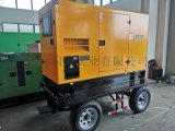 低噪音柴油发电机组SW100KWCY