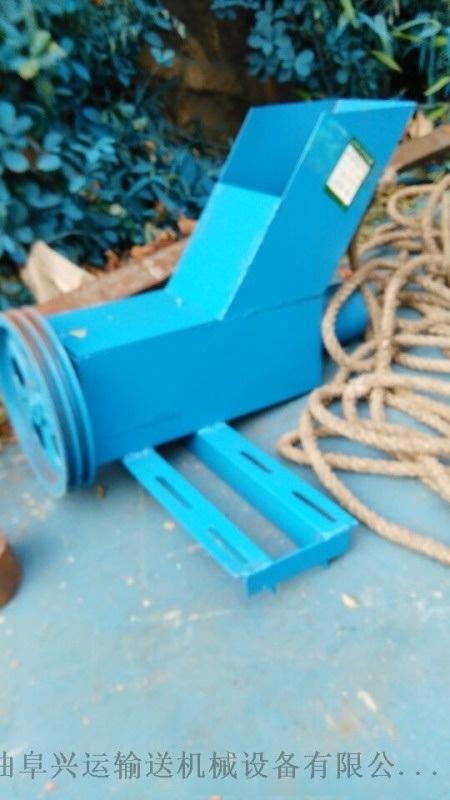 粉煤灰输送 销售气力吸粮机定做 六九重工 粮食装仓