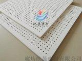 岩棉複合矽酸鈣穿孔板 穿孔矽酸鈣板 牆面保溫吸音板