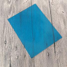 厂家供应湖蓝耐力板,车棚蓝色耐力板