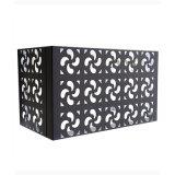 鏤空雕花鋁單板廠家直銷包柱鋁單板幕牆裝飾規格定製