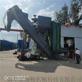 水泥粉卸集装箱装罐车一体输送机码头货站散料倒车机