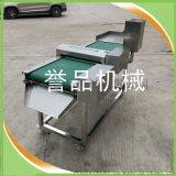 豬腰子魷魚雞胗鴨胗切花機器-輸送帶長短可定製