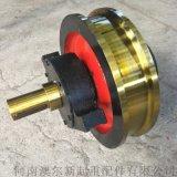 直径700*160双边主动车轮  55号铸钢调制轮