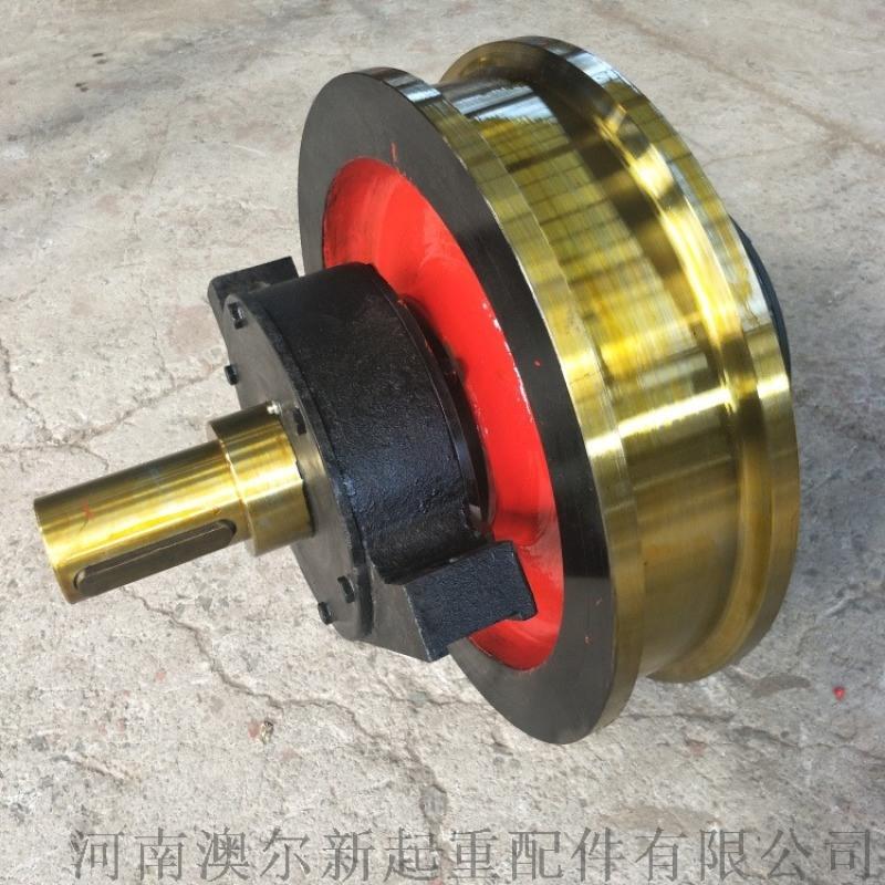直徑700*160雙邊主動車輪  55號鑄鋼調製輪