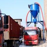 集装箱卸灰气力输送机 环保无尘粉煤灰清库自吸装车机