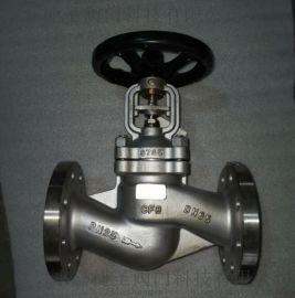 DN65不锈钢波纹管截止阀生产产家