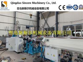 HDPE2000-3000中空壁缠绕管生产线