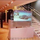 广州特种智能调光投影玻璃雾化电控玻璃
